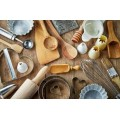 Virtuves rīki un galda piederumi