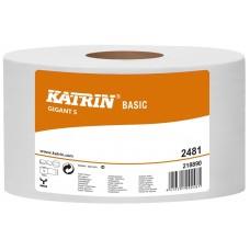 Tualetes papīrs Katrin Basic S1 150m 2481K