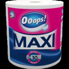Virtuves dvieļi Ooops! Maxi 11277 100m 2 slāņi