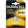Baterijas DURACELL CR2025 3V