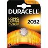 Baterijas DURACELL CR2032 3V